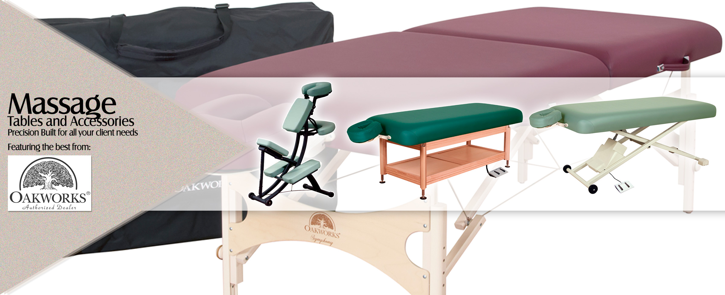 HFG International - Massage Tables and Accessories