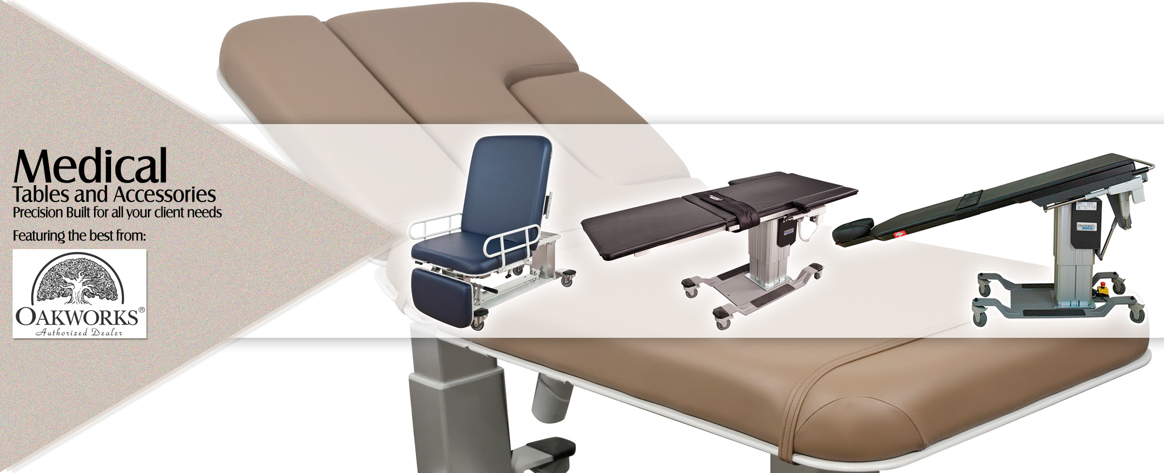 HFG International - Medical Tables and Accessories