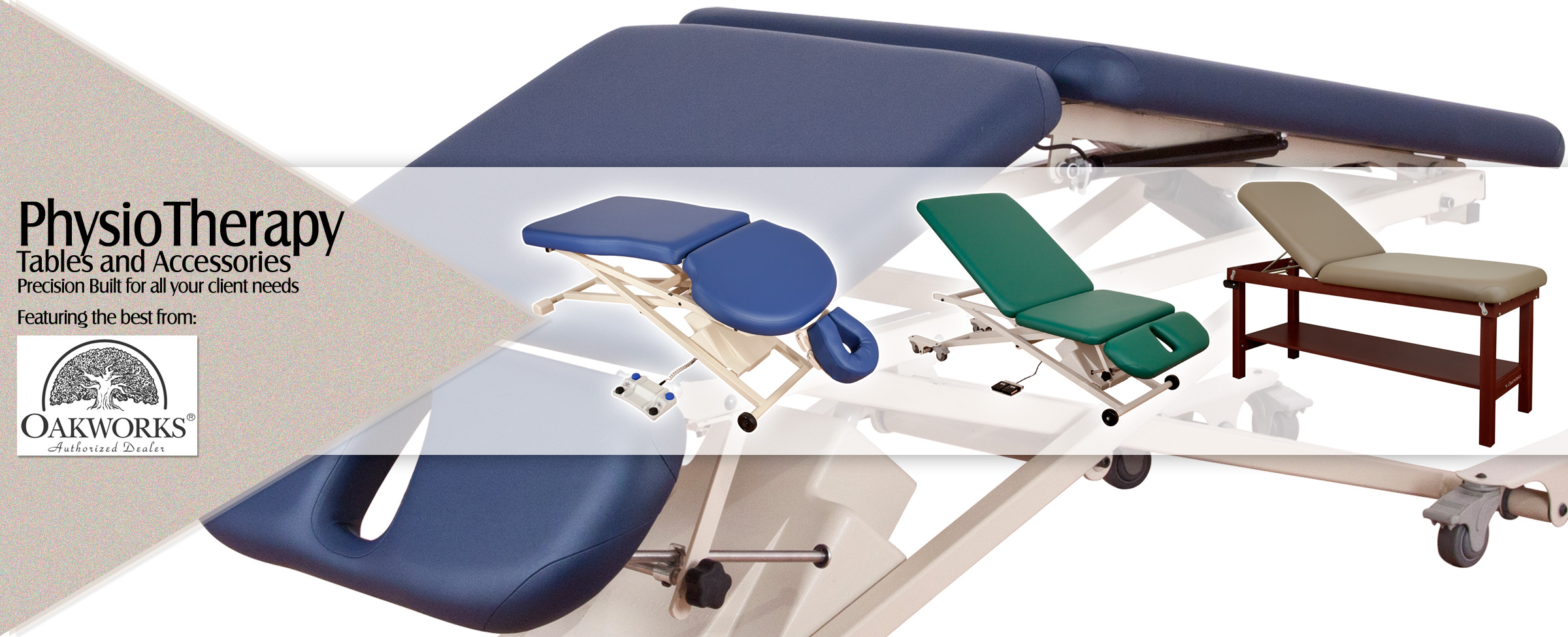 HFG International - Physio Therapy Tables and Accessories