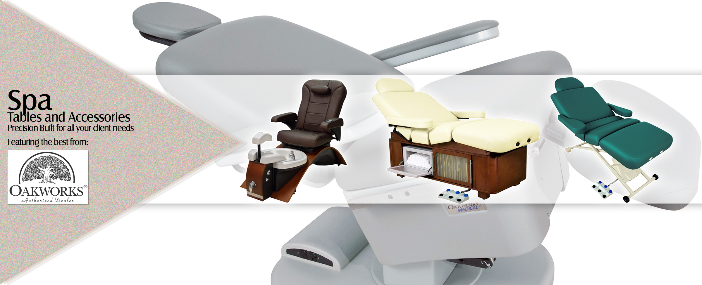 HFG International - Spa Tables and Accessories